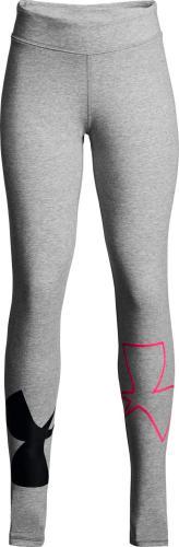Under Armour Legginsy damskie Finale Knit Legging szare r. XL (1311007-025)