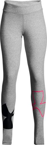 Under Armour Legginsy damskie Finale Knit Legging szare r. L (1311007-025)