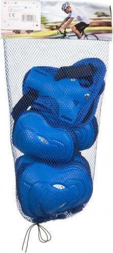 KidzMotion Ochraniacze Niebieskie