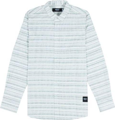 Wemoto Koszula męska Iba Natural biała r. M (323-4)