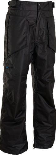 Woox Męskie Spodnie Narciarskie | Czarne Powder Mens´ Pants Black - Powder Mens´ Pants Black S - S - 8595564736684