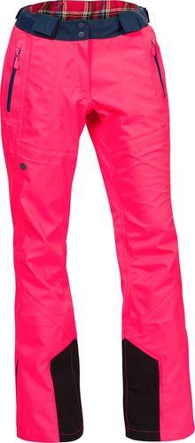 Woox Damskie Spodnie Narciarskie | Różowe Braccis Lanula Testa Chica -  44 - 44 - 8595564771609