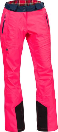 Woox Damskie Spodnie Narciarskie | Różowe Braccis Lanula Testa Chica -  38 - 38 - 8595564771579