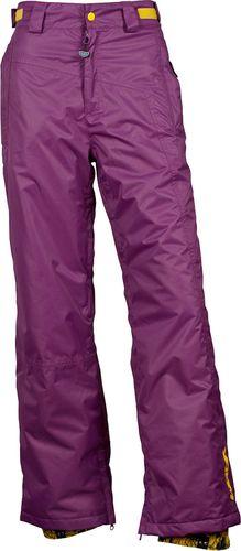 Woox Spodnie damskie Panto Blue fioletowe r. 42