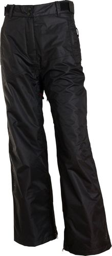 Woox Damskie Spodnie Narciarskie | Czarne Snow Crowd Ladies´ Pants Black - Snow Crowd Ladies´ Pants Black 42 - 42 - 8595564736318