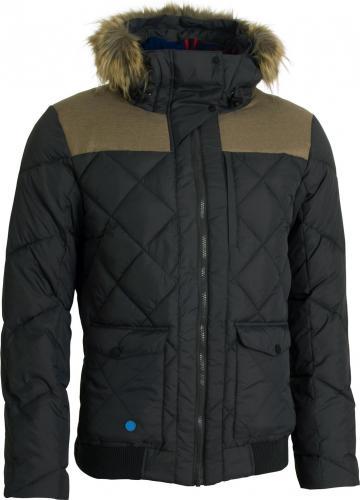 Woox  Kurtka Męska Wintershell Men´s Jacket Czarna r. XS