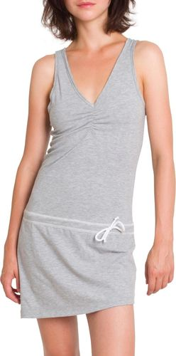 Woox  Sukienka La Flecha Dress Salmon szara r. 40