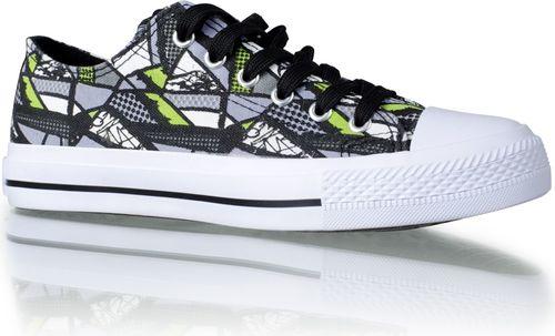 Woox Buty męskie Celular sneaker szare r. 44