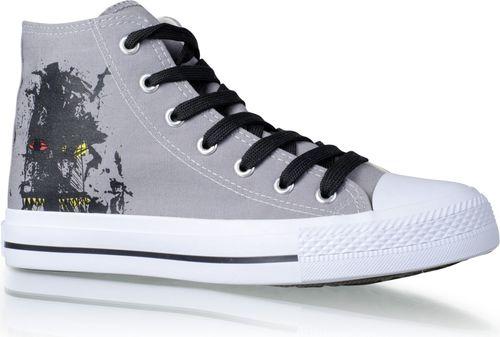 Woox Buty męskie Face sneaker Szare r. 44
