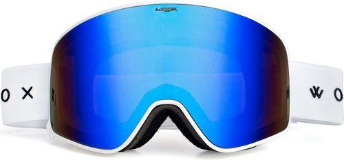 Woox Gogle Ski Opticus Temporarius niebieskie r. uniwersalny