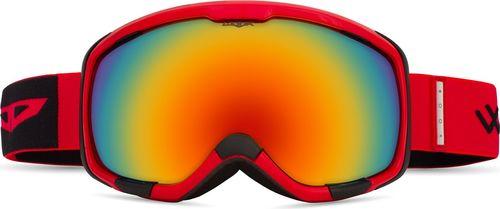Woox Gogle Ski/Snb Opticus Magnetus czerwone r. uniwersalny