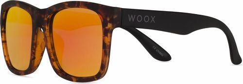 Woox Okulary przeciwsłoneczne Oldschool Antilumen Varius brązowe
