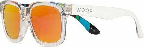 Woox Okulary przeciwsłoneczne Antilumen Melas białe