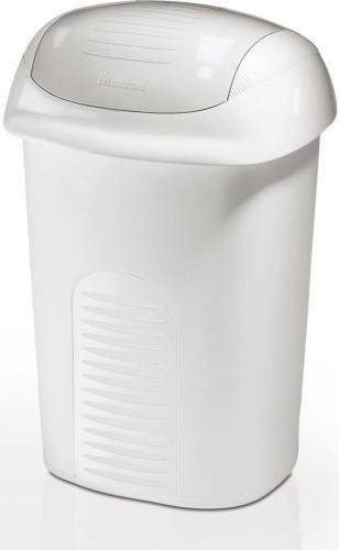 Kosz na pranie Meliconi biały (13201002134BAWHITE)