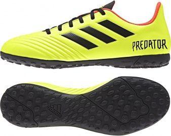 Adidas Buty piłkarskie Predator Tango 18.4 TF żółte r. 44 (DB2141)