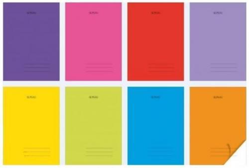 Herlitz Zeszyt linia Transparent Colors (284299)