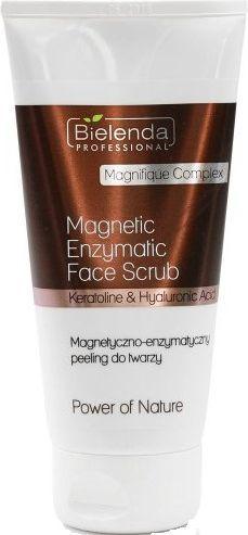 Bielenda BIELENDA PROFESSIONAL_Power Of Nature Magnetic Enzymatic Face Srub magnetyczno-enzymatyczny peeling do twarzy 150g - 5902169024192