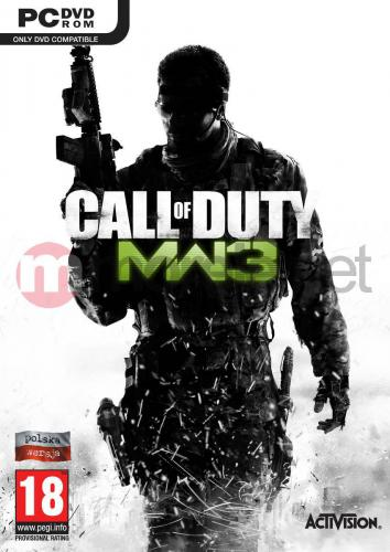 Call of Duty Modern Warfare 3 PL
