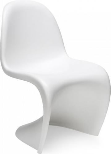 King Home Krzesło Hover Junior białe