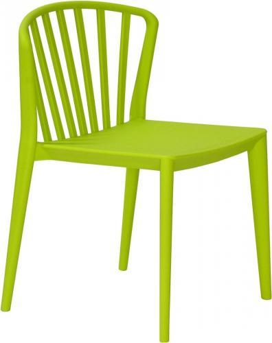 King Home Krzesło Gamma zielone