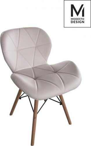 Modesto Design Krzesło Klipp szare