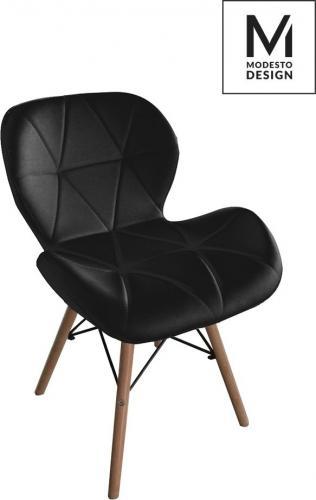 Modesto Design Krzesło Klipp czarne