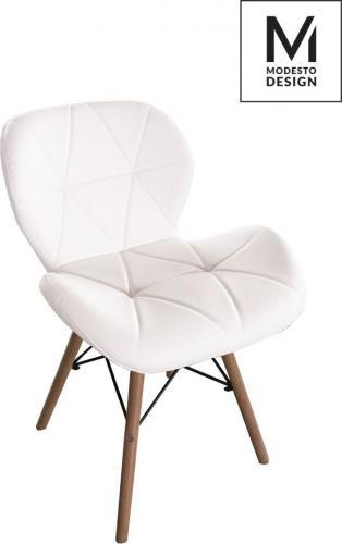 Modesto Design Krzesło Klipp białe