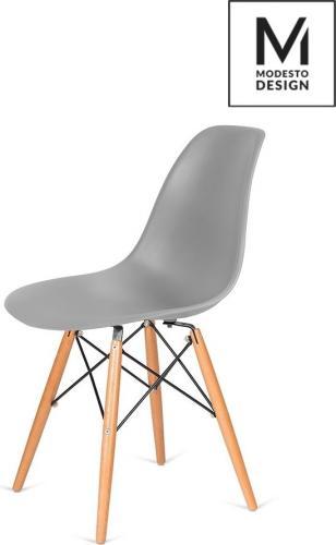 Modesto Design krzesło Modesto DSW szare
