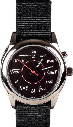 Zegarek Froster Zegarek na rękę Matematyka