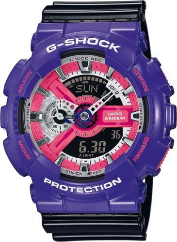 Zegarek Casio G-SHOCK GA-110NC -6AER