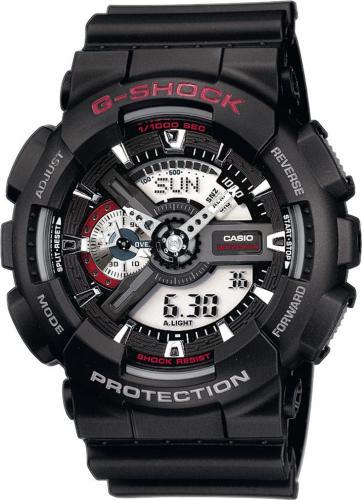 Zegarek Casio G-SHOCK GA-110 -1AER