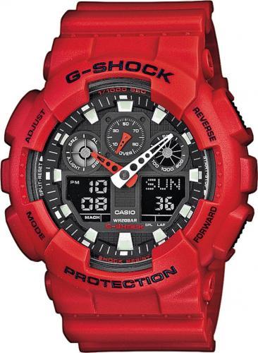 Zegarek Casio G-SHOCK GA-100B -4AER