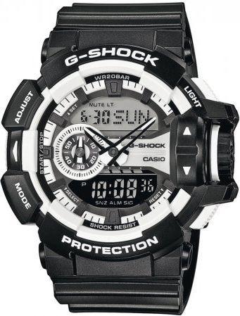 Zegarek Casio G-SHOCK GA-400 -1AER