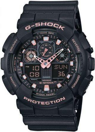 Zegarek Casio G-SHOCK GA-100GBX -1A4ER