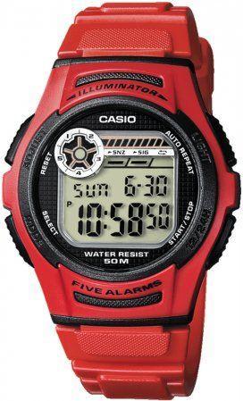 Zegarek Casio W-213 -4AVEF