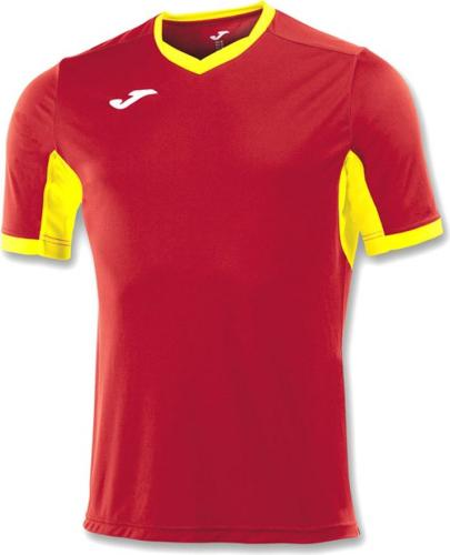 Joma sport Koszulka piłkarska Champion IV  czerwona r. 140 cm (100683.609)
