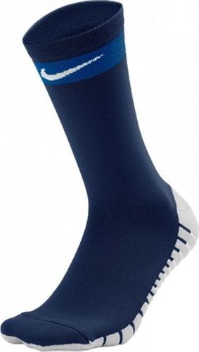 Nike Skarpety piłkarskie Matchfit Crew granatowe r. 34-38 (SX6835 451)