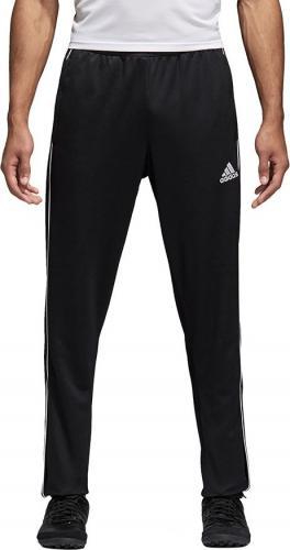 Adidas Spodnie piłkarskie Core 18 TR PNT czarne r. S (CE9036)