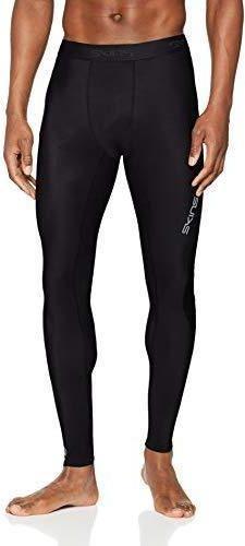 Skins Spodnie męskie czarne r. L (SPMF101)