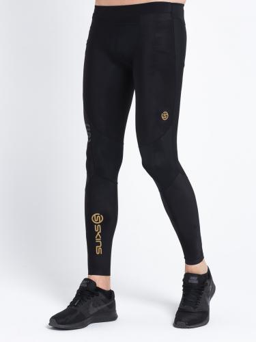 Skins spodnie męskie A400 black r.  L (SPMF112)