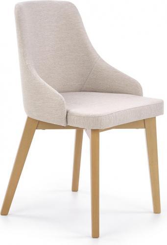Halmar Krzesło TOLEDO dąb miodowy