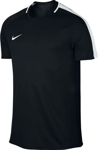 Nike Koszulka dziecięca Nk Dry Top Academy Junior czarna r. M (832969-010)