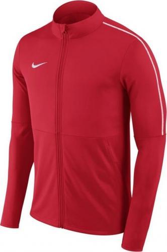 Nike Bluza piłkarska NK Dry Park 18 TRk JKT czerwona r. S (AA2071 657)
