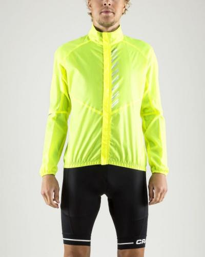 Craft Kurtka rowerowa Mist Wind Jacket Yellow r. L (1906093 - 851999)