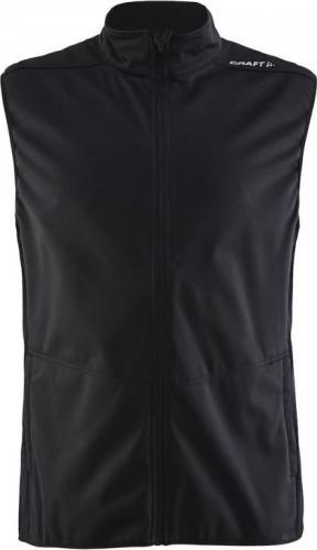 Craft Kamizelka męska Warm Vest czarna r. L (1905376-999000)