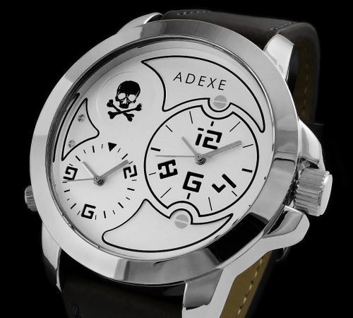 Zegarek Adexe Męski Dual Time X V