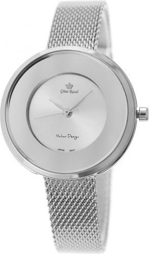 Zegarek Gino Rossi damski Cetira srebrny (10242-3C1)