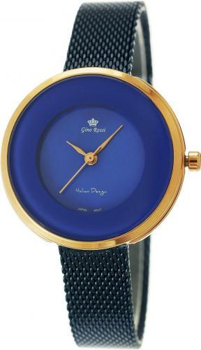 Zegarek Gino Rossi damski Cetira czarny (10242-6F3)
