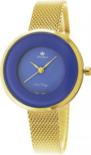 Zegarek Gino Rossi damski Cetira złoty (10242-6D1)