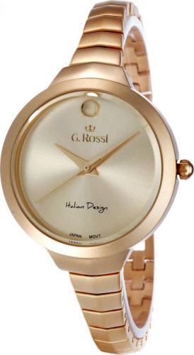 Zegarek Gino Rossi damski Tentra złoty (11624A-4D1)